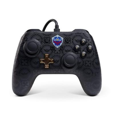 PowerA Wired Controller for Nintendo Switch - Zelda Shadow