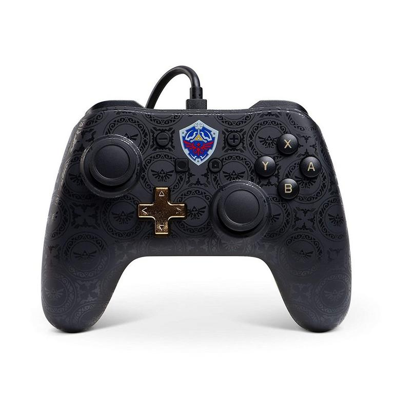 The Legend of Zelda Shadow Wired Controller for Nintendo Switch