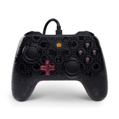 Nintendo Switch Wired Controller Shadow Princess Peach Only at GameStop
