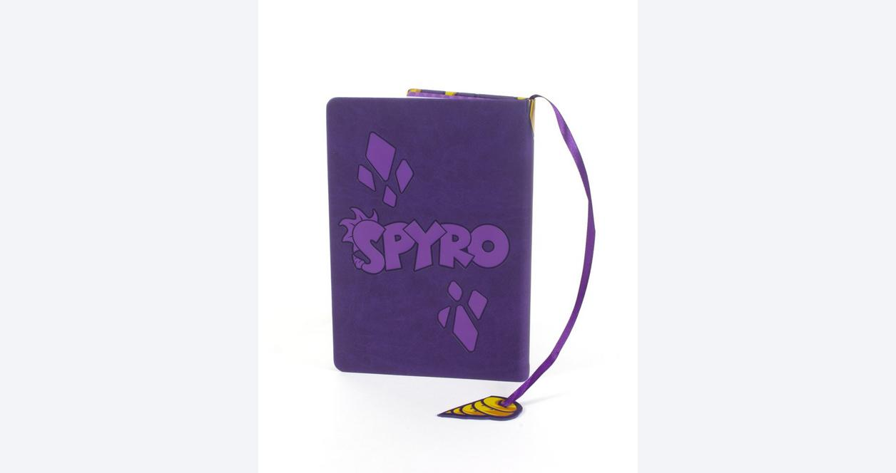 Spyro the Dragon Journal