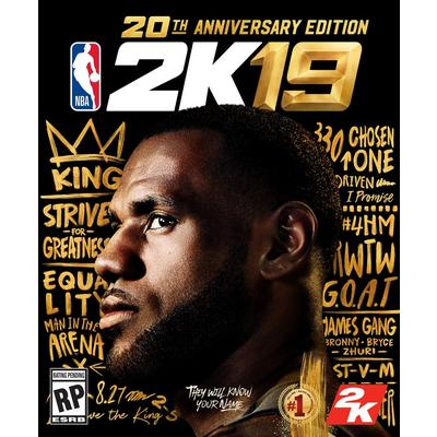 NBA 2K19 20th Anniversary Edition | PC | GameStop