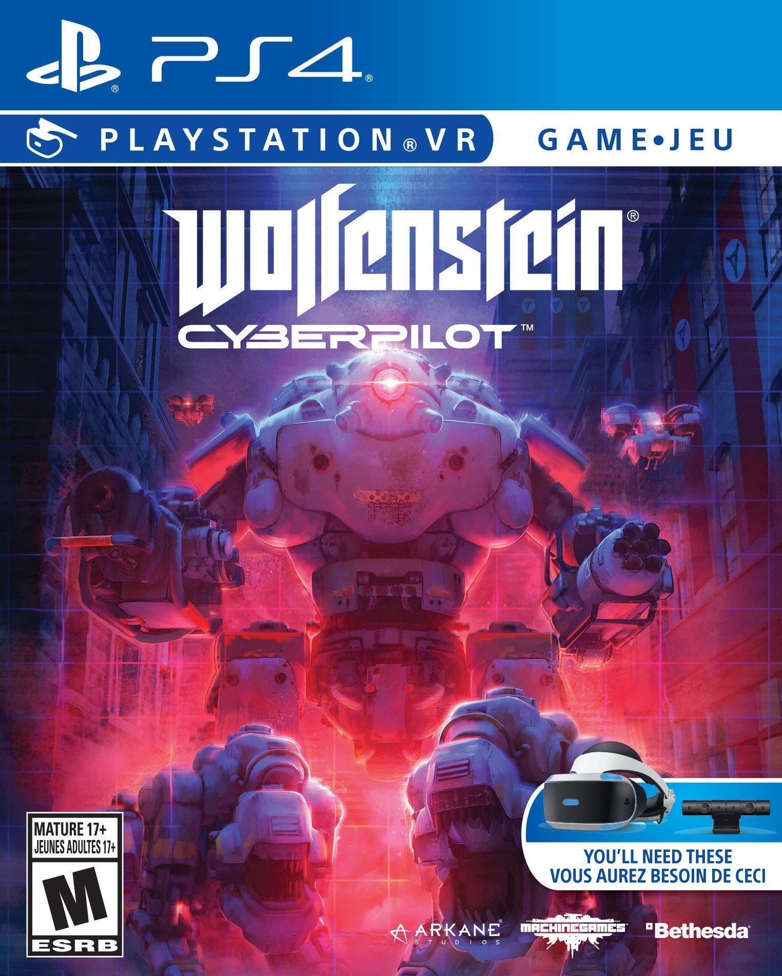 Wolfenstein: Cyberpilot | PlayStation 4 | GameStop
