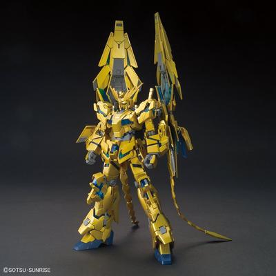 High Grade UC 1/144 Unicorn Gundam 03 Phenex Destroy Mode (NT. Ver) Model Kit