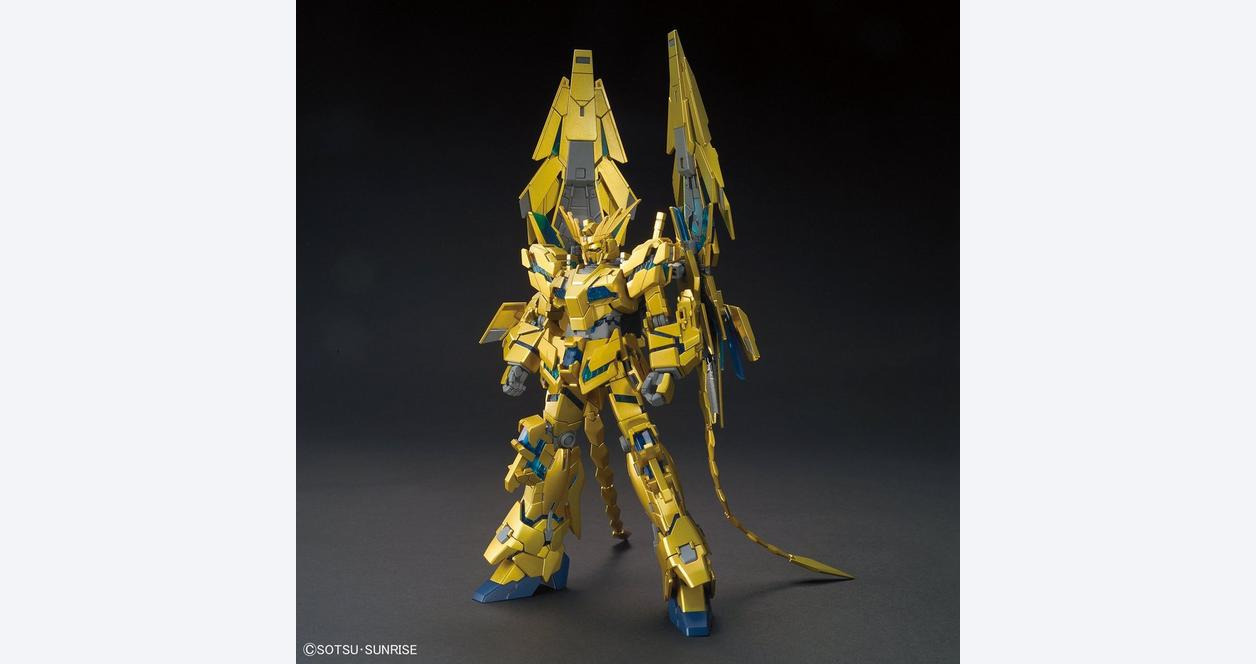 Mobile Suit Gundam NT RX-0 Unicorn Gundam 03 Phenex High Grade Universal Century Model Kit