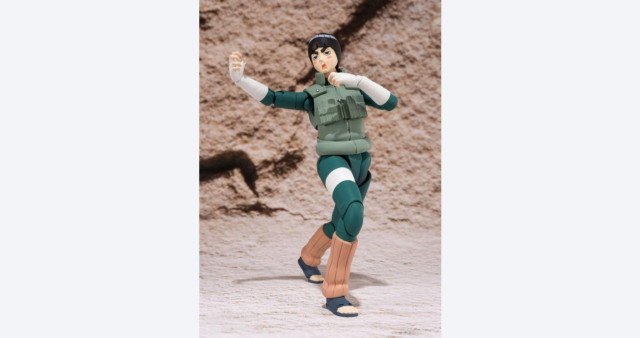 Naruto Rock Lee Tamashii Nations S.H. Figuarts