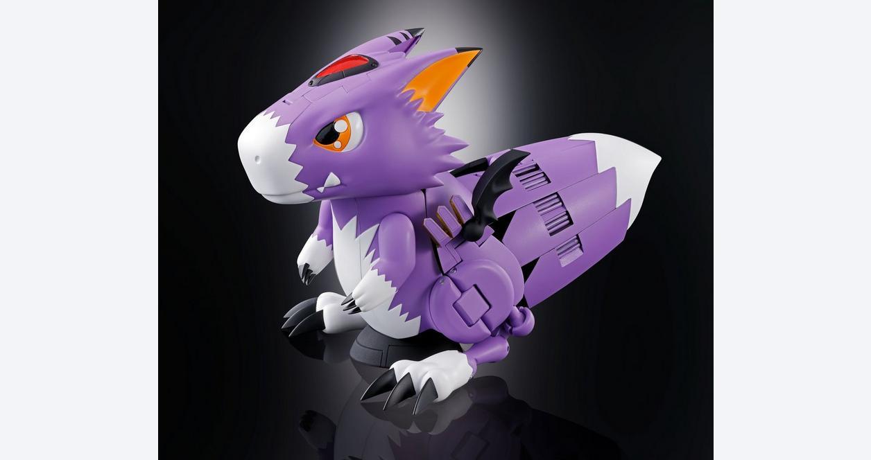 Digimon Alphamon Digivolving Spirits Action Figure