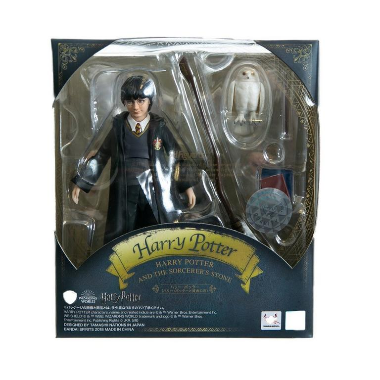 Harry Potter and the Sorcerer's Stone Action Figure