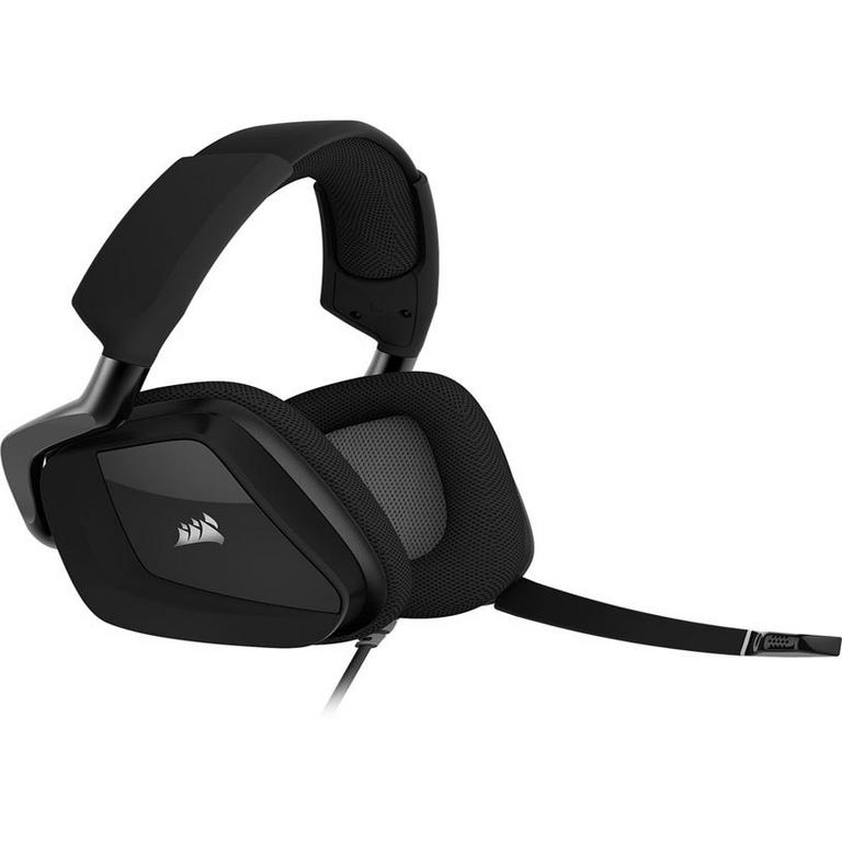 Corsair Void Pro RGB USB Gaming Headset - Black