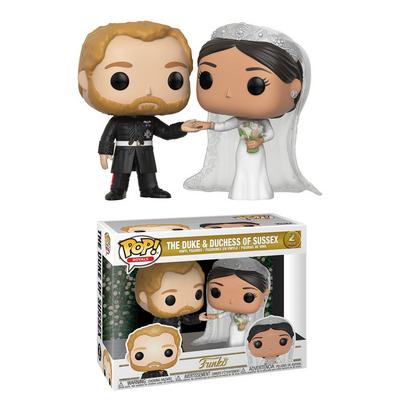 POP! Royals: The Duke and Duchess of Sussex
