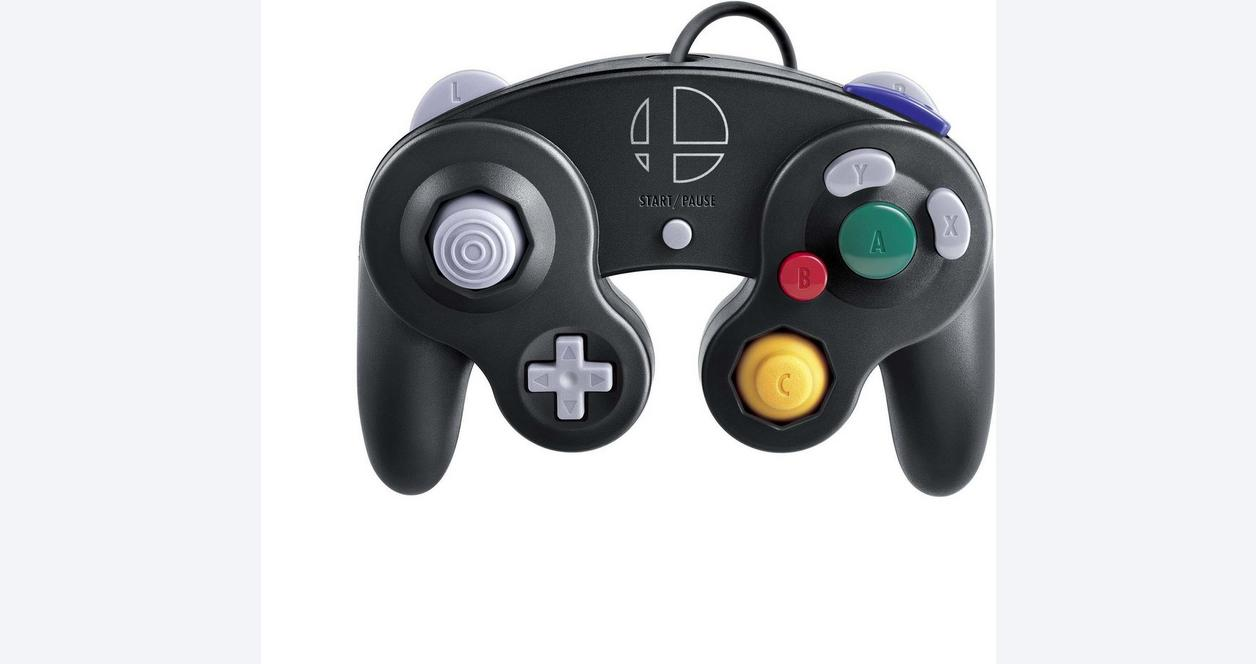 Nintendo Switch Super Smash Bros. Ultimate Edition Wired GameCube Controller