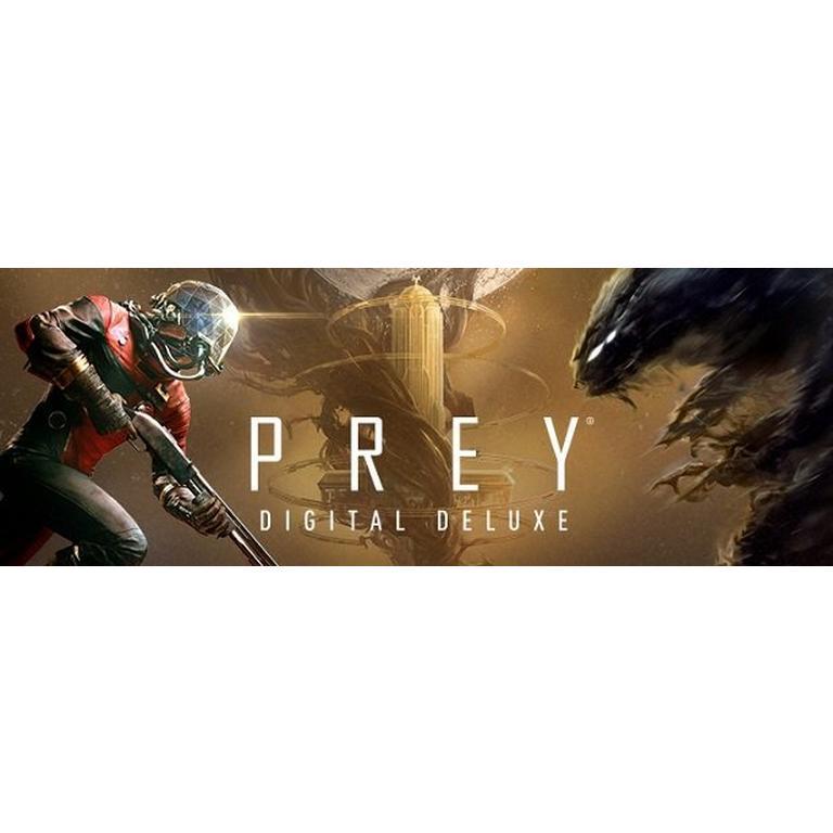 Prey Digital Deluxe Edition