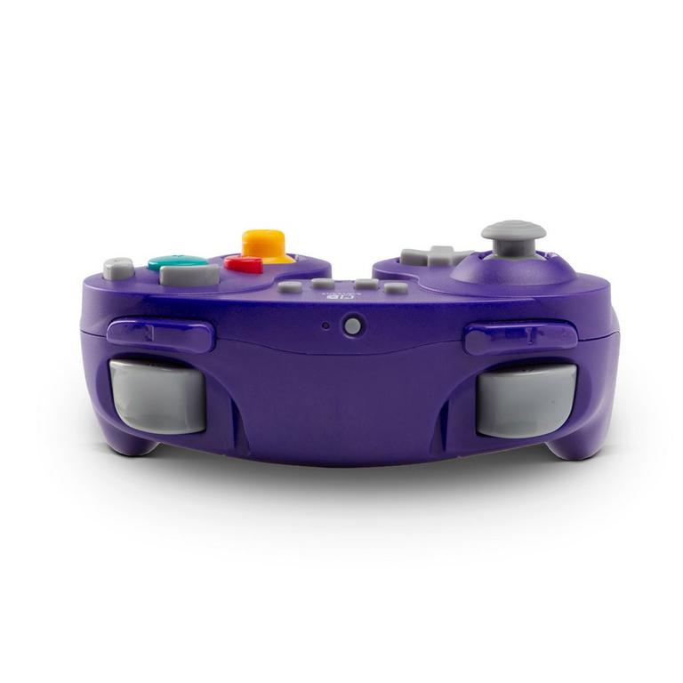 Purple Wireless GameCube Controller for Nintendo Switch