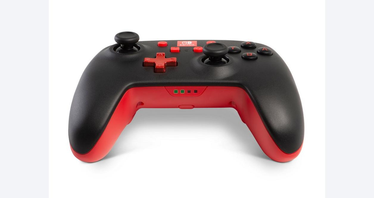 PowerA Enhanced Wireless Controller for Nintendo Switch Black