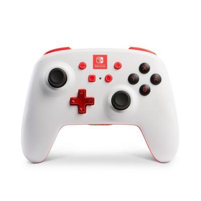 PowerA Enhanced Wireless Controller for Nintendo Switch White