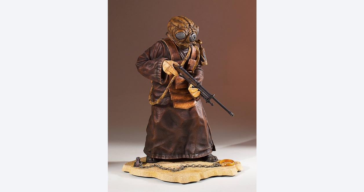 Star Wars Zuckuss Collector's Gallery Statue