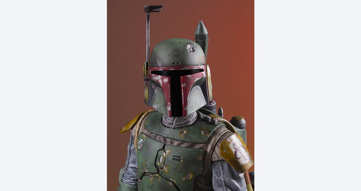 Star Wars: Boba Fett Collector's Gallery Statue