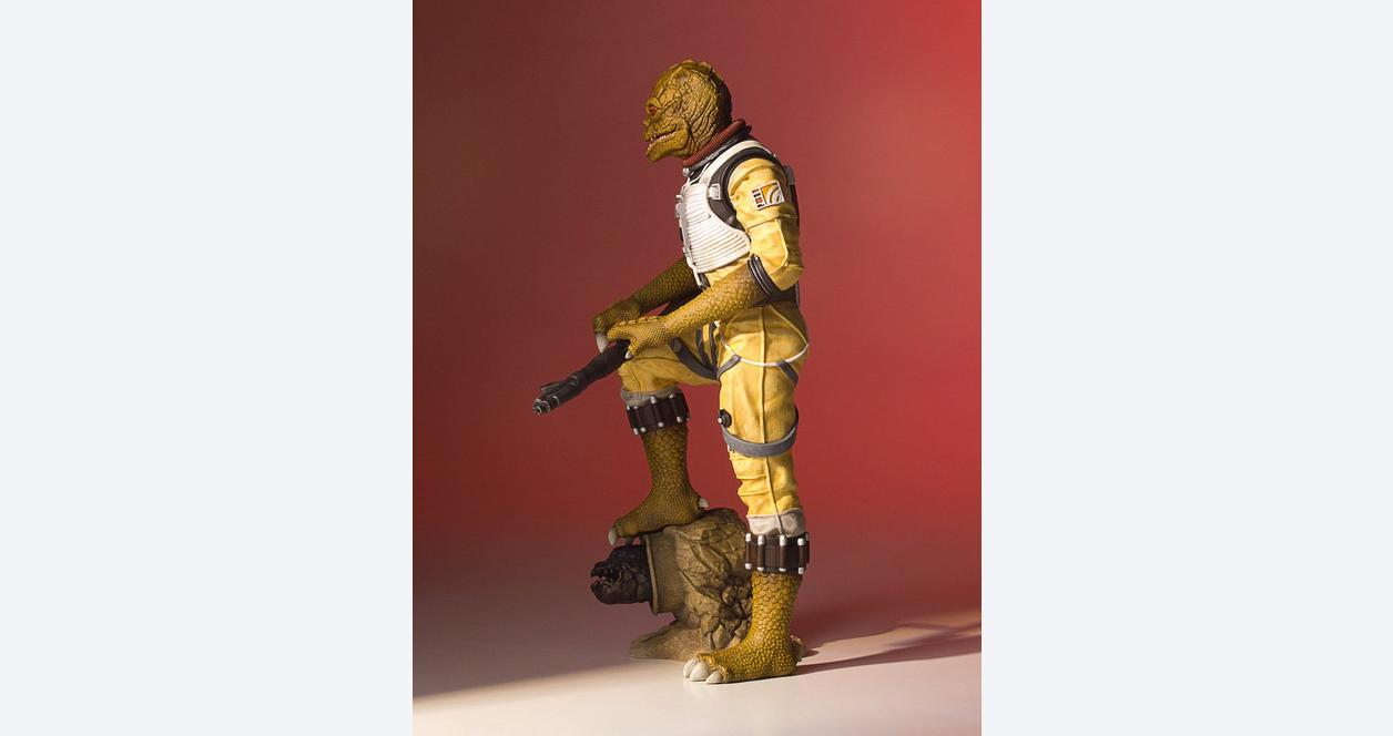 Star Wars: Bossk Collector's Gallery Statue
