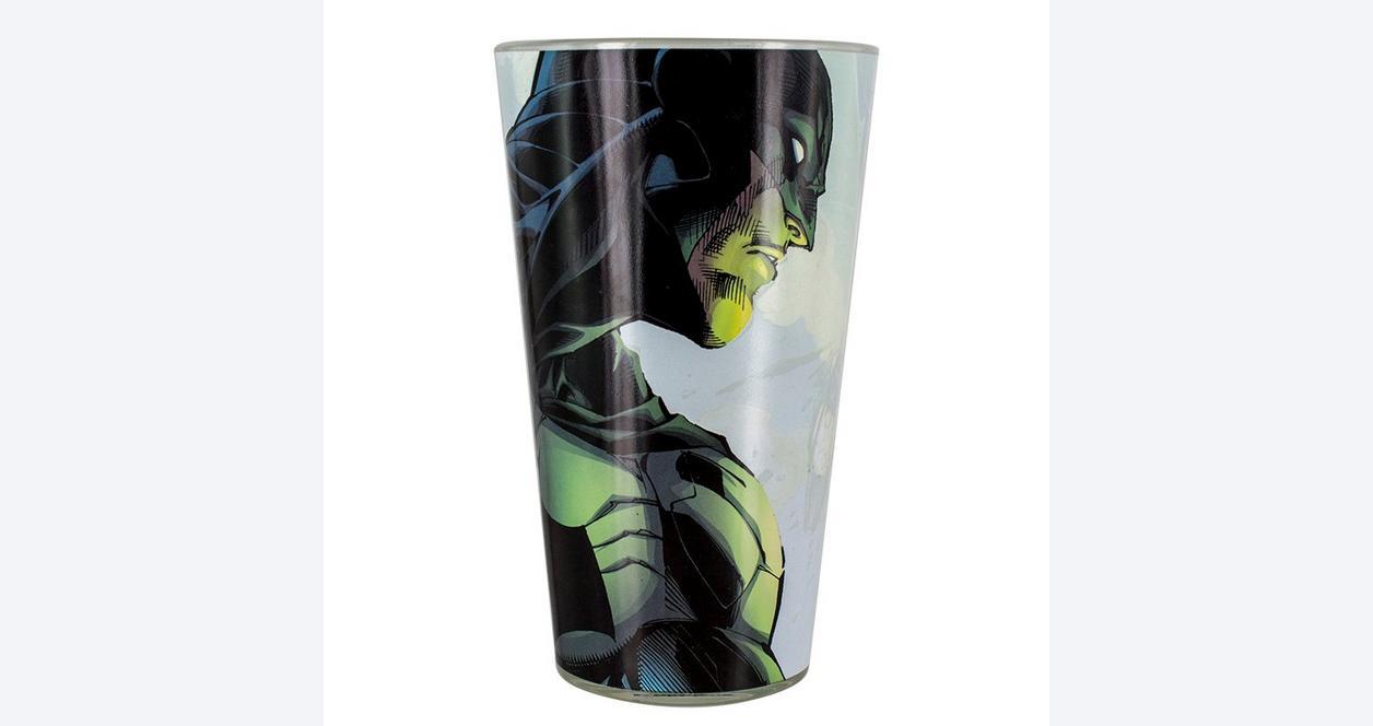 Jim Lee Batman Pint Glass: Batman