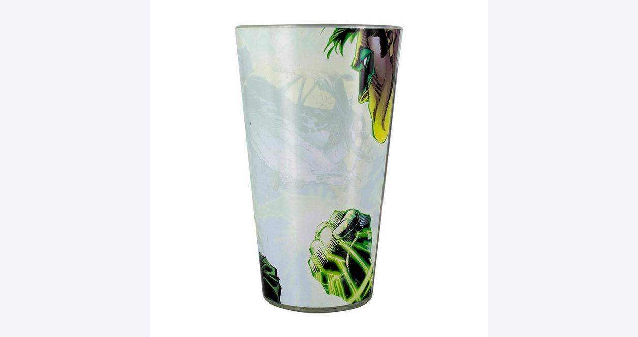Jim Lee Batman Pint Glass: Batman