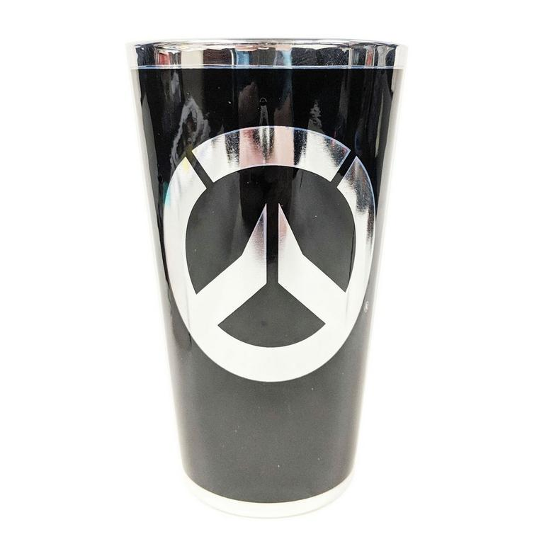Overwatch Logo Pint Glass