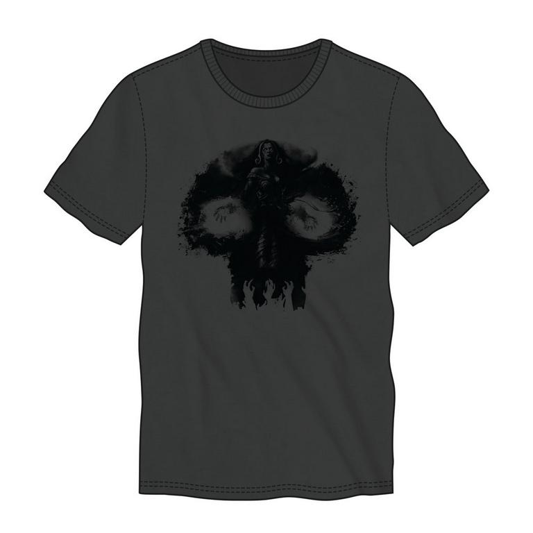Magic: The Gathering Black Mana Symbol T-Shirt