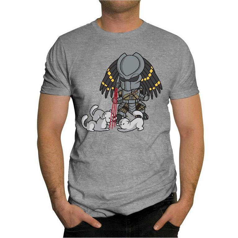 Predator Cat Laser Game T-Shirt