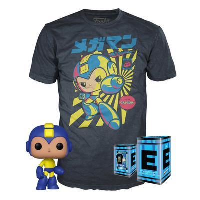 POP! Tees: Retro Mega Man T-Shirt