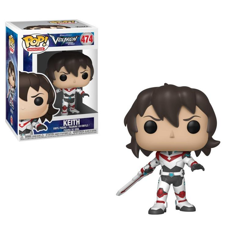 POP! Animation: Voltron Keith