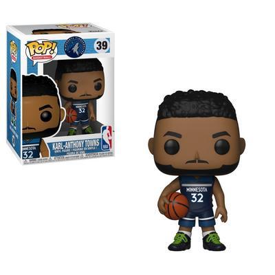 POP! NBA: Timberwolves Karl-Anthony Towns