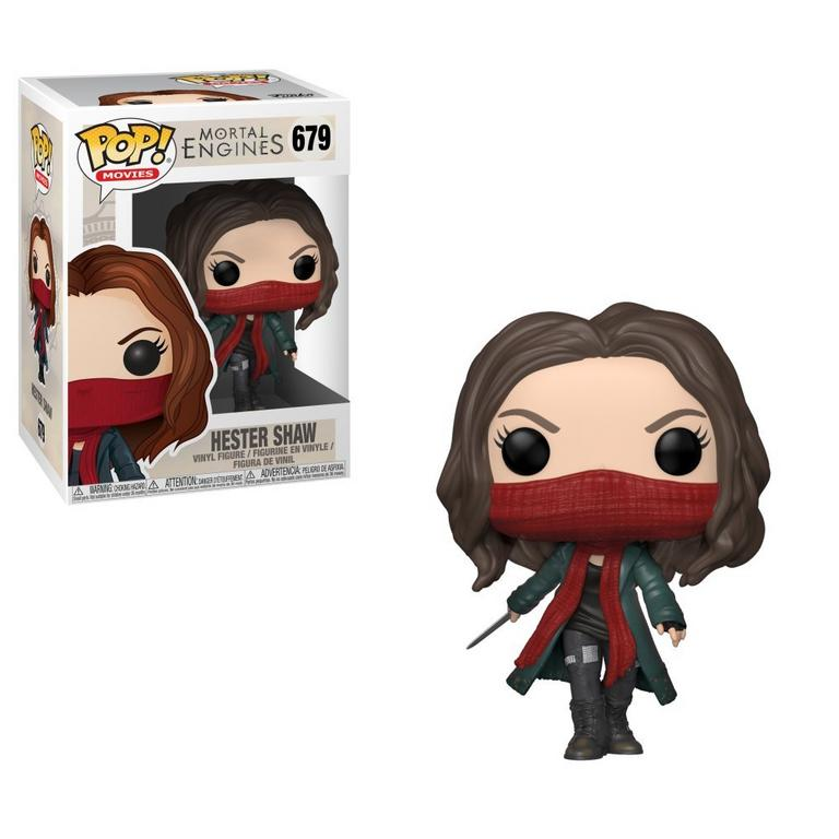 POP! Movies: Mortal Engines - Hester Shaw
