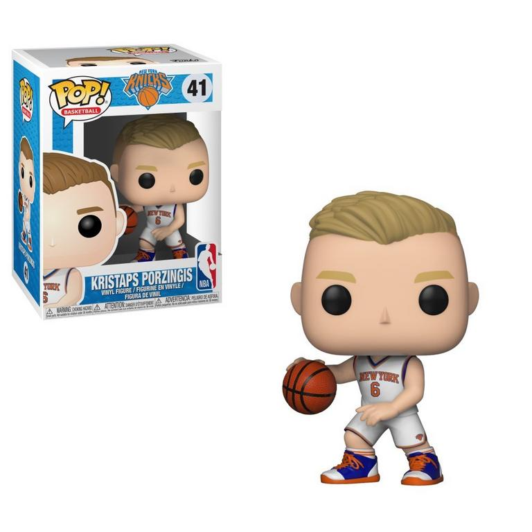 POP! NBA: Knicks Kristaps Porzingis