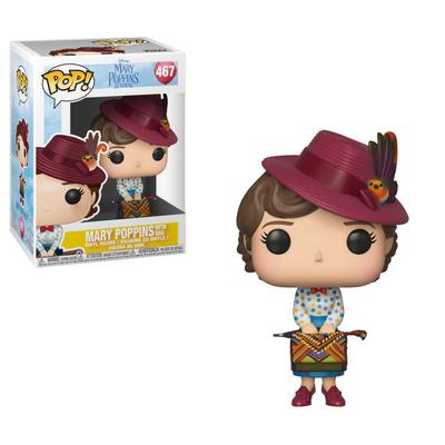 POP! Disney: Mary Poppins - Mary Poppins with Bag