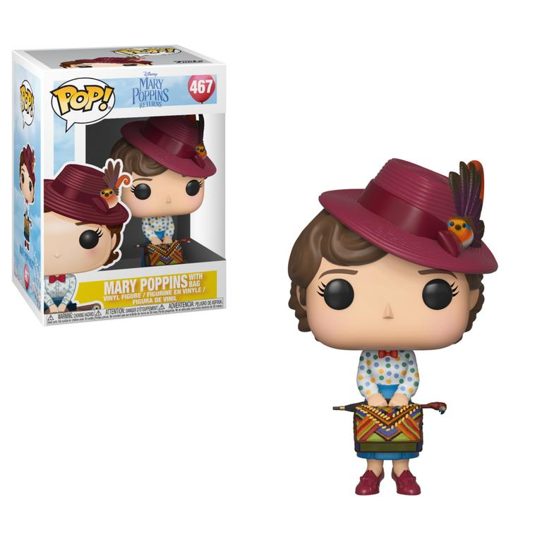 POP! Disney: Mary Poppins Returns Mary Poppins with Bag