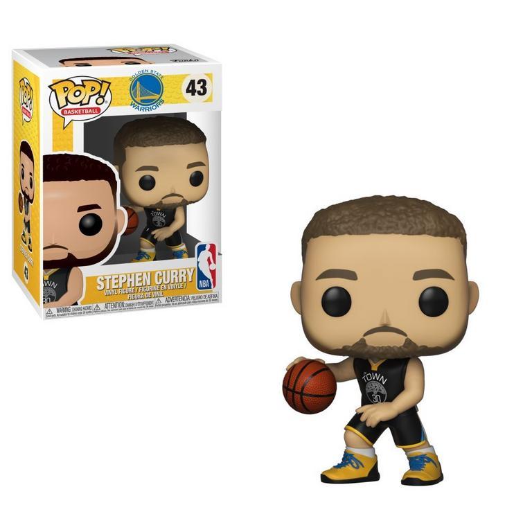 POP! NBA: Warriors Stephen Curry