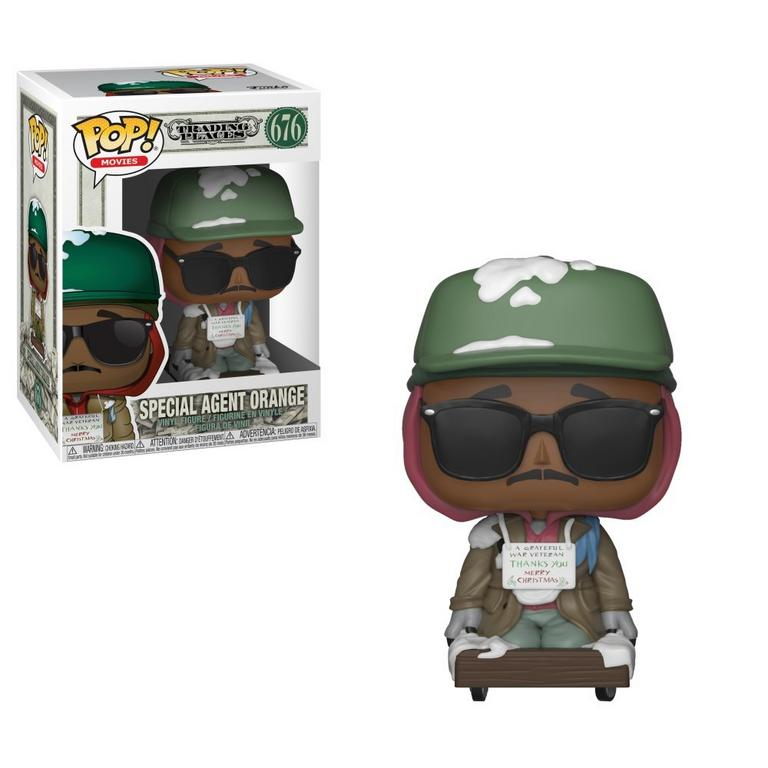 POP! Movies: Trading Places Special Agent Orange
