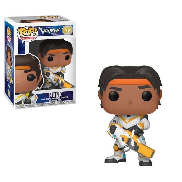 POP! Animation: Voltron Hunk
