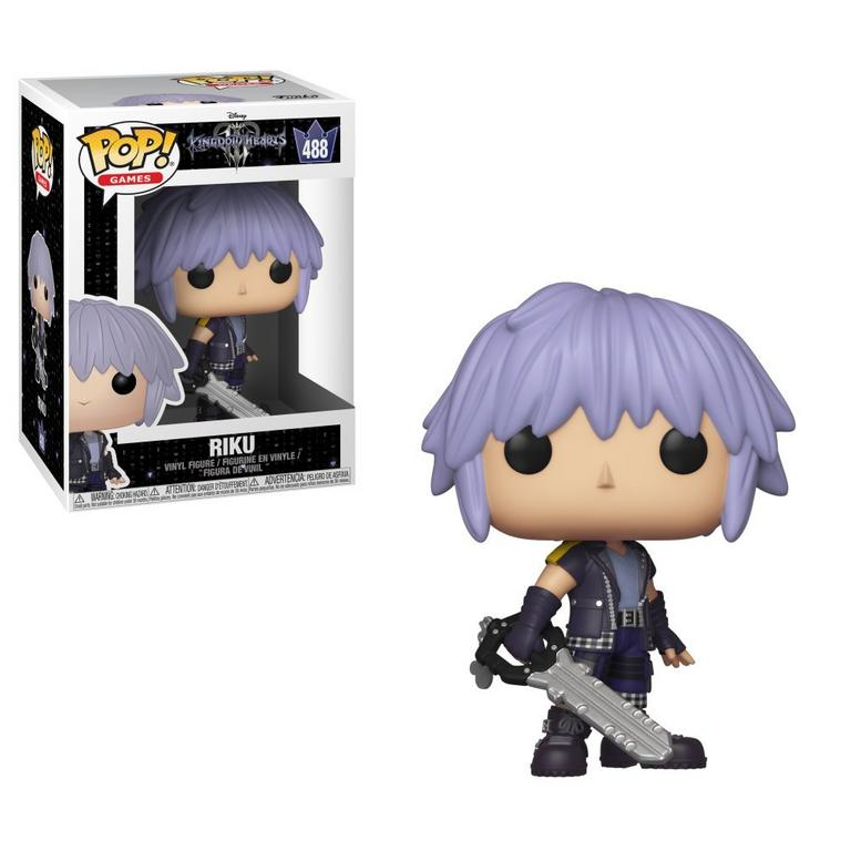 POP! Games: Kingdom Hearts III Riku