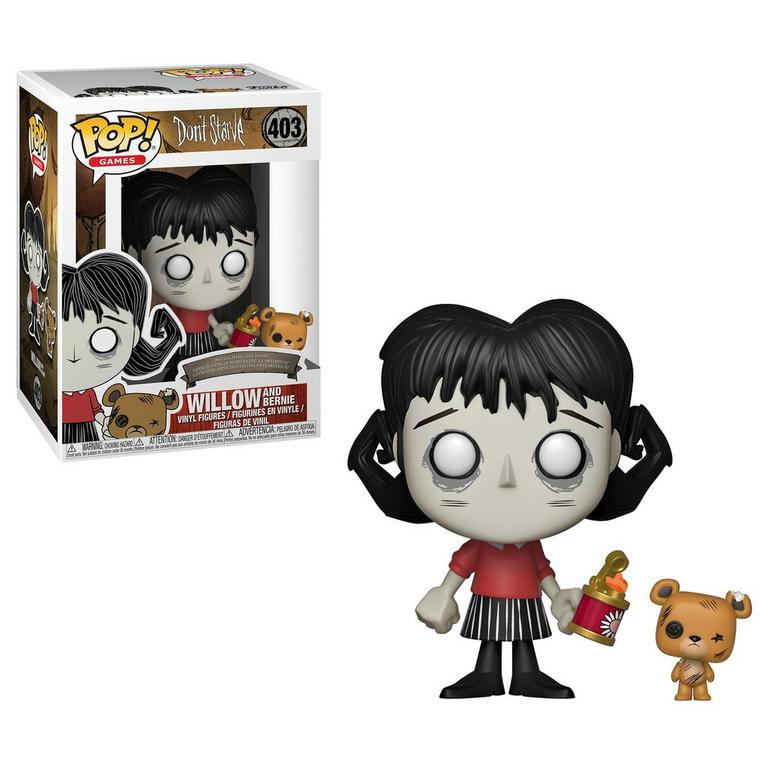 POP! Games: Don't Starve Willow and Bernie
