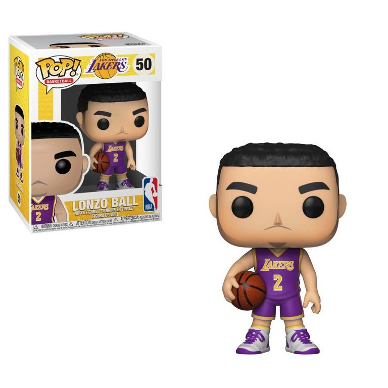 POP! NBA: Lakers Lonzo Ball