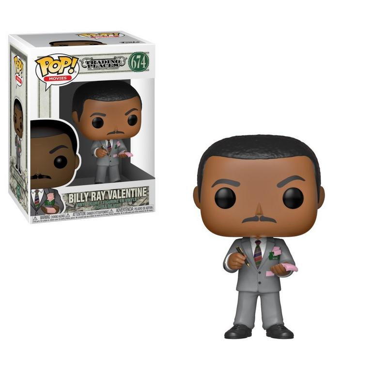 POP! Movies: Trading Places Billy Ray Valentine