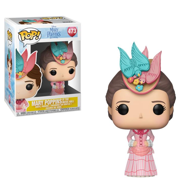 POP! Disney: Mary Poppins Returns Mary Poppins at the Music Hall