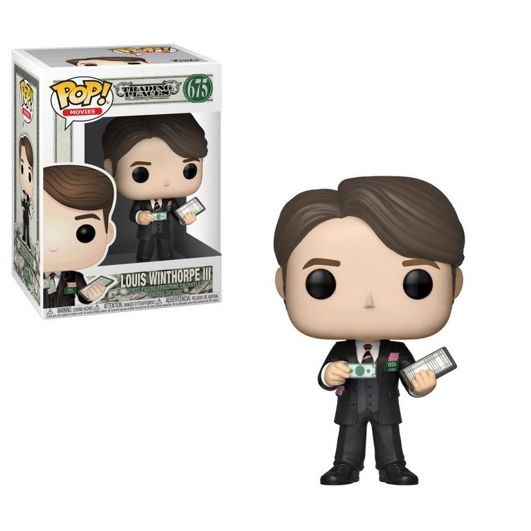 POP! Movies: Trading Places Louis Winthorpe III