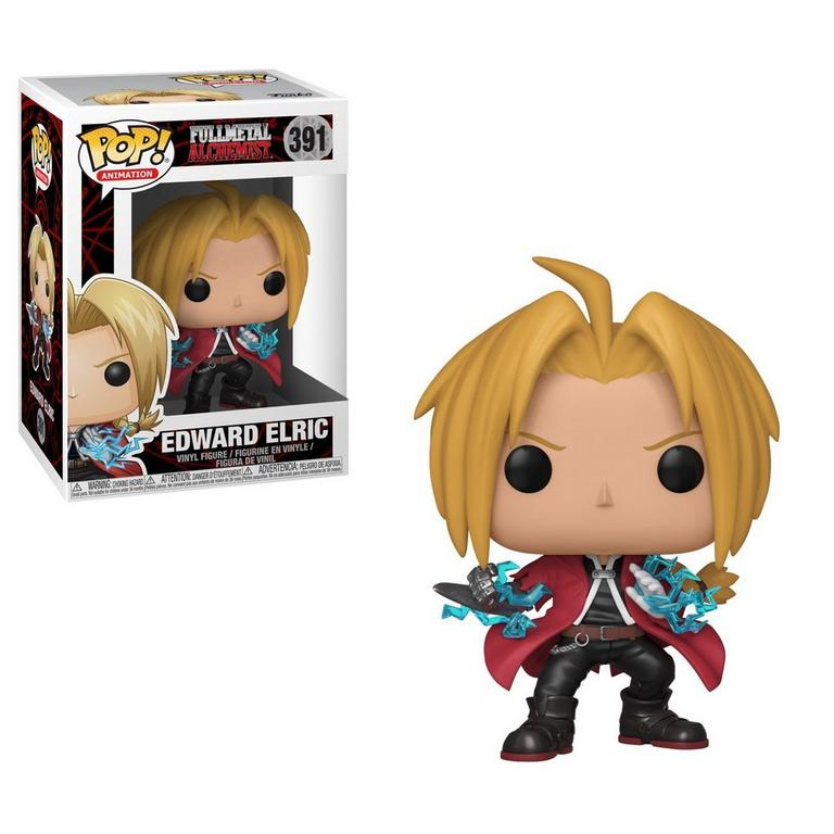 POP! Animation: Fullmetal Alchemist Edward Elric