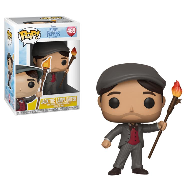 POP! Disney: Mary Poppins - Jack the Lamplighter