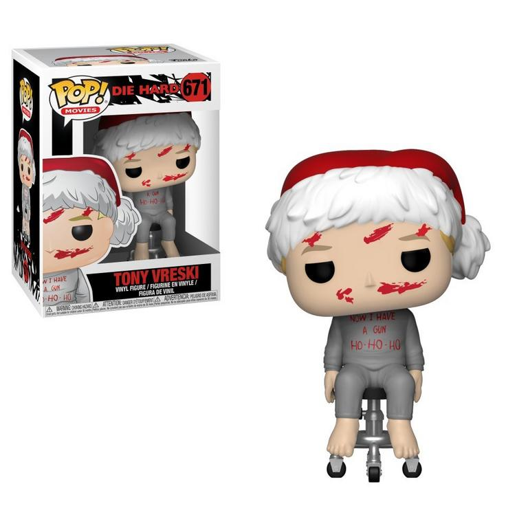 POP! Movies: Die Hard Tony Vreski