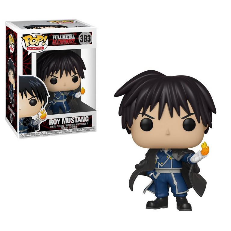 POP! Animation: Fullmetal Alchemist Roy Mustang