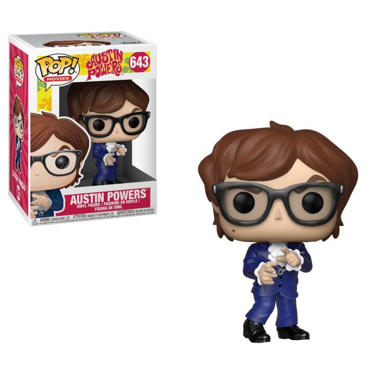 POP! Movies: Austin Powers - Austin Powers