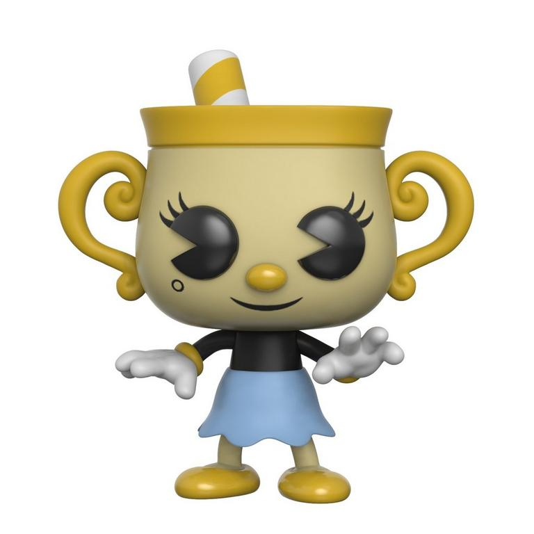 POP! Games: Cuphead Ms. Chalice