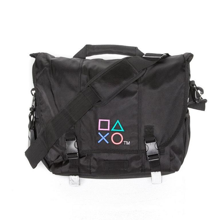 PlayStation Symbols Messenger Bag