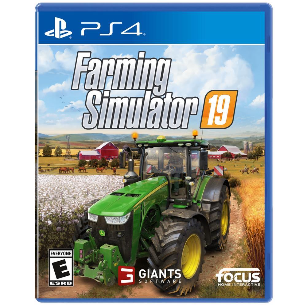 Farming Simulator 19 | PlayStation 4 | GameStop